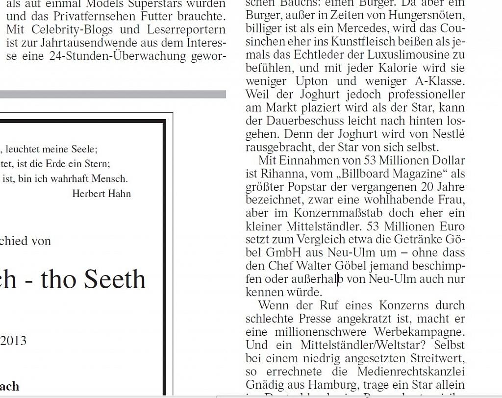 Ulmer Pressedienst
