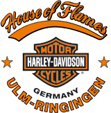 Harley Davidson Ulm House of Flames